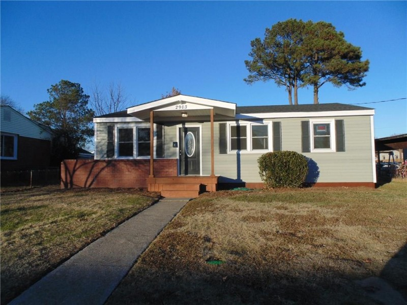 Photo 1 of 17 residential for sale in Chesapeake virginia