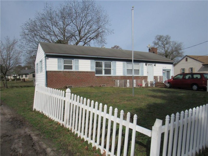 Photo 1 of 13 residential for sale in Chesapeake virginia