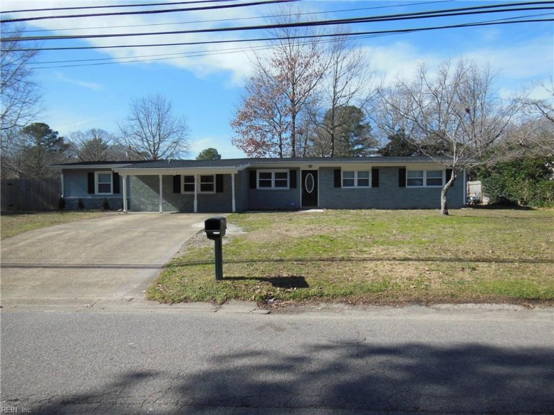 Photo 1 of 14 residential for sale in Chesapeake virginia