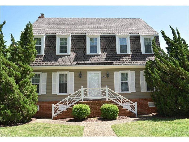 Photo 1 of 28 residential for sale in Hampton virginia