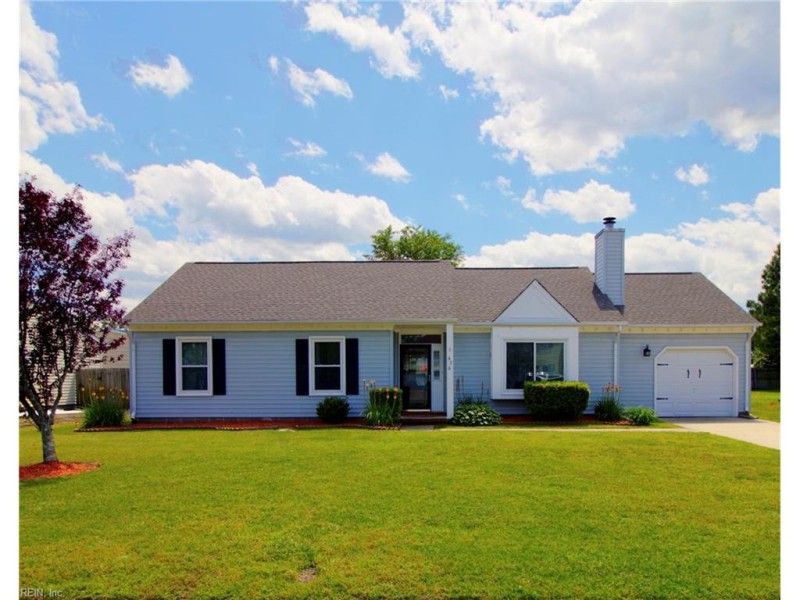 Photo 1 of 18 residential for sale in Chesapeake virginia