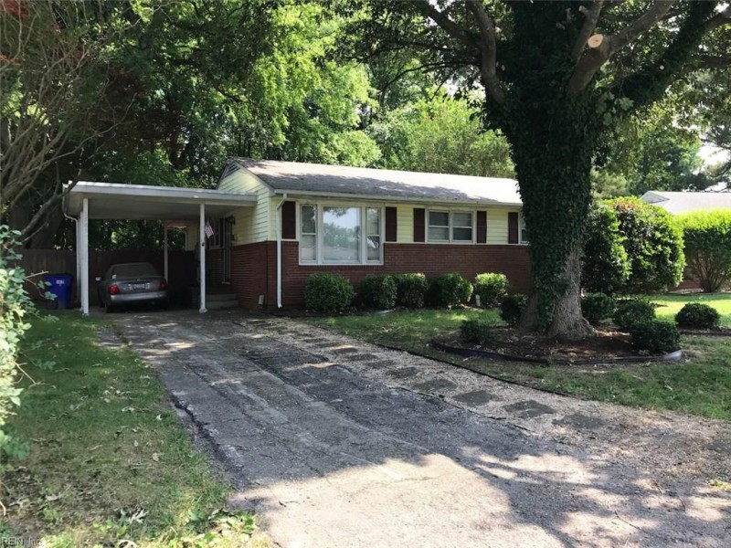 Photo 1 of 18 residential for sale in Norfolk virginia