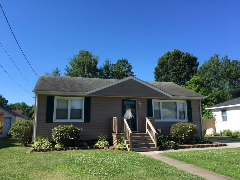 Photo 1 of 22 residential for sale in Chesapeake virginia