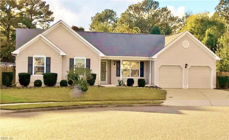Photo 1 of 30 residential for sale in Chesapeake virginia