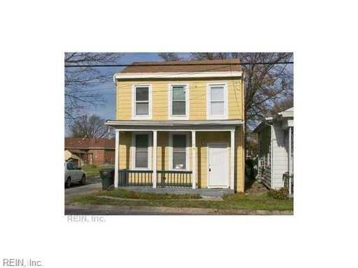 Photo 1 of 11 residential for sale in Portsmouth virginia