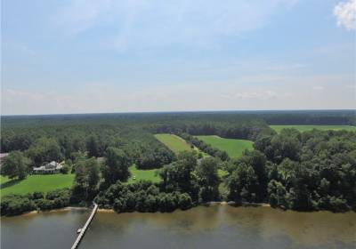 7 Acre Buckley Hall Road, Mathews County, VA 23035