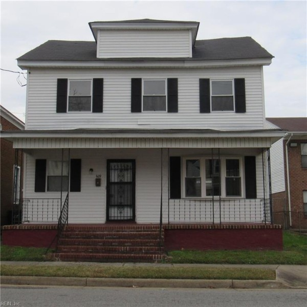 Photo 1 of 19 residential for sale in Norfolk virginia