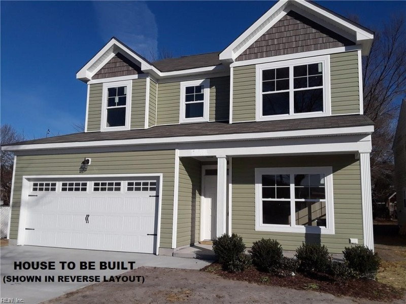 Photo 1 of 12 residential for sale in Chesapeake virginia