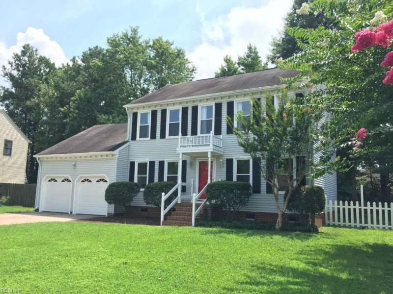 For Sale 2505 Hunting Horn Virginia Beach Va 23456 4 Beds 3 Baths