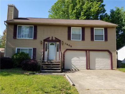 property image for 1408 Hardy Cash Drive HAMPTON VA 23666