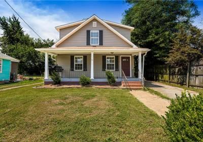 25 Cummings Avenue, Hampton, VA 23663