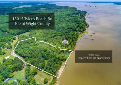 15015 Tylers Beach Road, Isle of Wight County, VA 23430