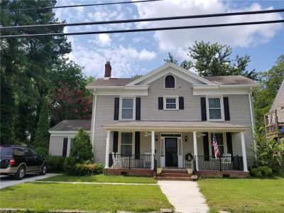 property image for 409 Clay Street FRANKLIN VA 23851