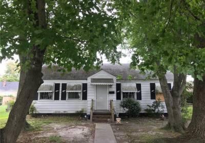 416 Alleghany Road, Hampton, VA 23661