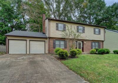 56 Whetstone Drive, Hampton, VA 23666