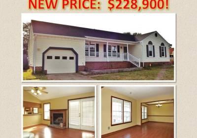 3221 WHITE CEDAR Drive, Chesapeake, VA 23323