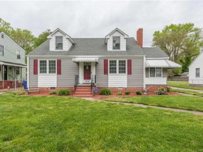 property image for 3710 Kingman Avenue PORTSMOUTH VA 23701