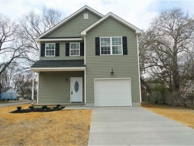 property image for 401 Woodruff Street SUFFOLK VA 23434