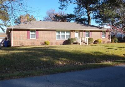 4020 Nina Drive, Chesapeake, VA 23321