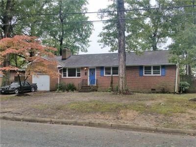 property image for 119 Nicewood Drive NEWPORT NEWS VA 23602