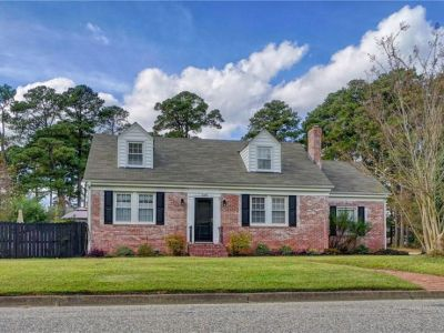 property image for 3128 Verne Avenue PORTSMOUTH VA 23703