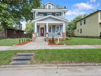 property image for 709 Potomac Avenue PORTSMOUTH VA 23707