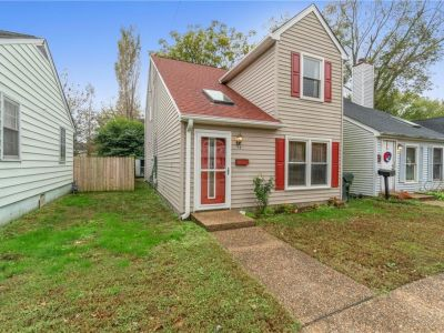 property image for 30A Whittier Avenue NEWPORT NEWS VA 23606