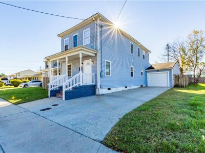 property image for 3015 Watson Street PORTSMOUTH VA 23707