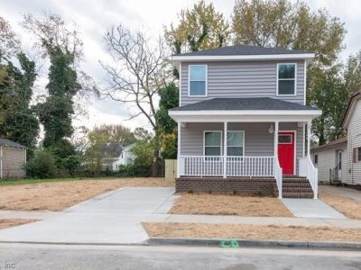 property image for 58 Webster Avenue PORTSMOUTH VA 23704