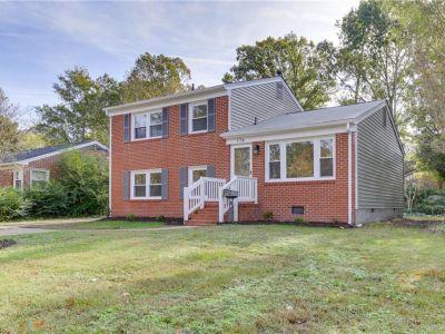 property image for 174 Chickamauga Pike HAMPTON VA 23669