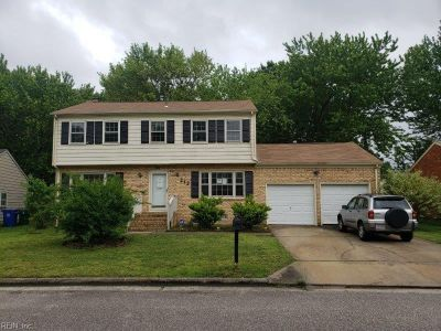 property image for 212 Custer Place NEWPORT NEWS VA 23608