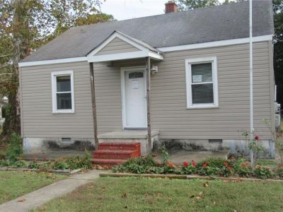 property image for 609 Jewell Avenue PORTSMOUTH VA 23701