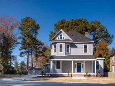 property image for 203 Park Road SUFFOLK VA 23434