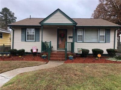 property image for 3505 Winchester Drive PORTSMOUTH VA 23707