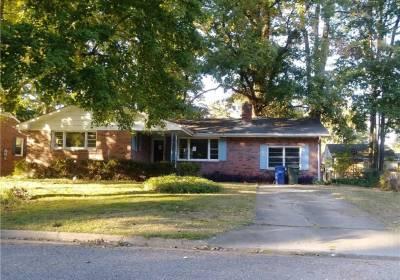 309 Ilene Drive, Newport News, VA 23608
