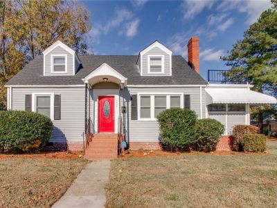 property image for 2602 LINCOLN Street PORTSMOUTH VA 23704
