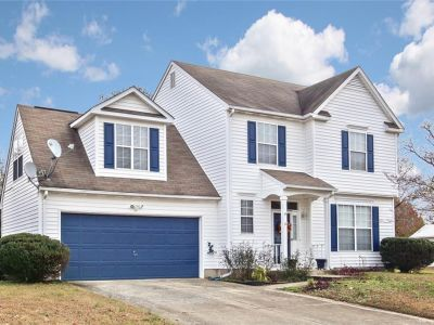 property image for 8 Keeton Court HAMPTON VA 23666