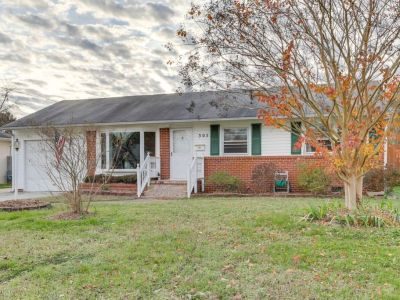 property image for 305 Dover Road HAMPTON VA 23666