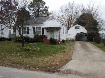 property image for 15 Cavalier Road HAMPTON VA 23669