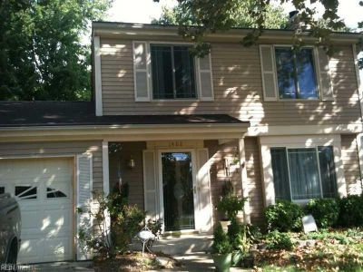 property image for 1402 Paul Jack Drive HAMPTON VA 23666