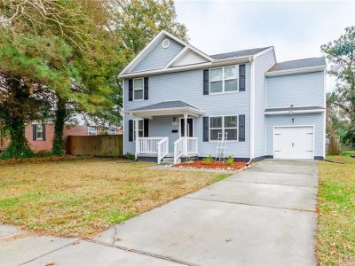 property image for 5416 Silbert Road NORFOLK VA 23509