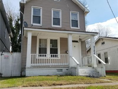 property image for 3124 Somme Avenue NORFOLK VA 23509