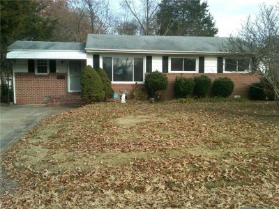 property image for 3636 Kevin Drive NORFOLK VA 23518