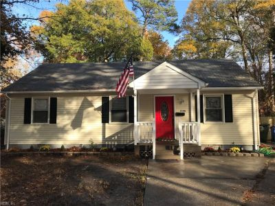 property image for 214 Pine Grove Road NEWPORT NEWS VA 23601