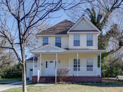 property image for 1307 Elm Avenue PORTSMOUTH VA 23704