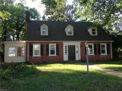 property image for 404 Fourth Avenue FRANKLIN VA 23851