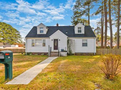 property image for 17 Sunset Lane PORTSMOUTH VA 23701