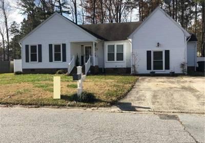 809 Haskins Drive, Suffolk, VA 23434