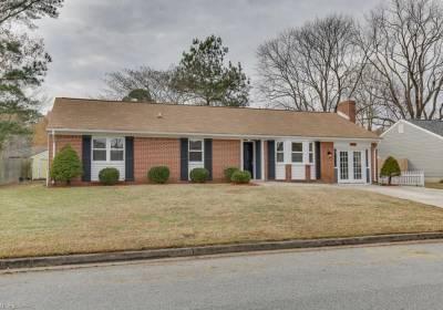 3456 Woodbaugh Drive, Chesapeake, VA 23321
