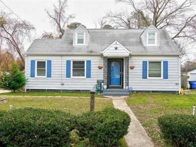 property image for 407 Fresh Meadow Road NORFOLK VA 23503